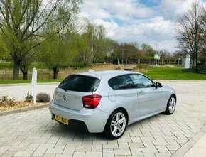 2014 BMW M-Sport 1 Series