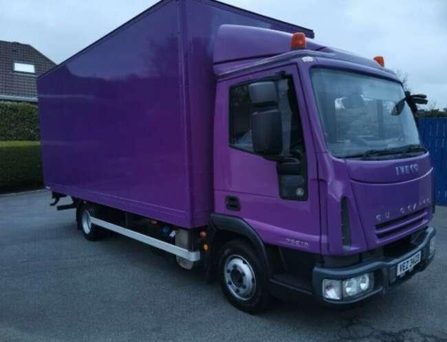 2008 Iveco 75E180 Euro Cargo