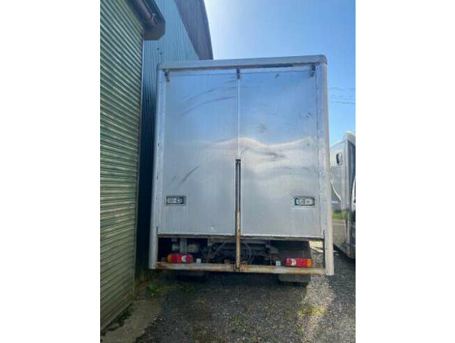 2012 DAF LF45 7.5 Ton Horsebox Conversion