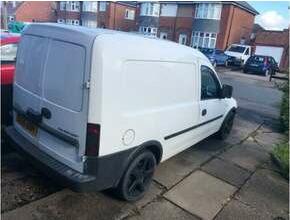 2005 Vauxhall Combo - Car Derived Van