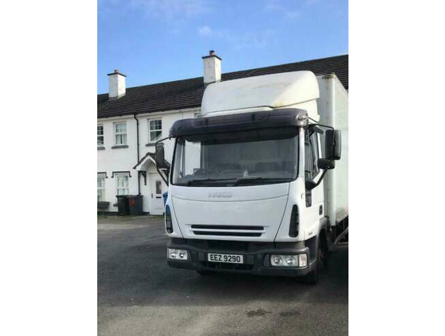 2005 Iveco EuroCargo Part Converted