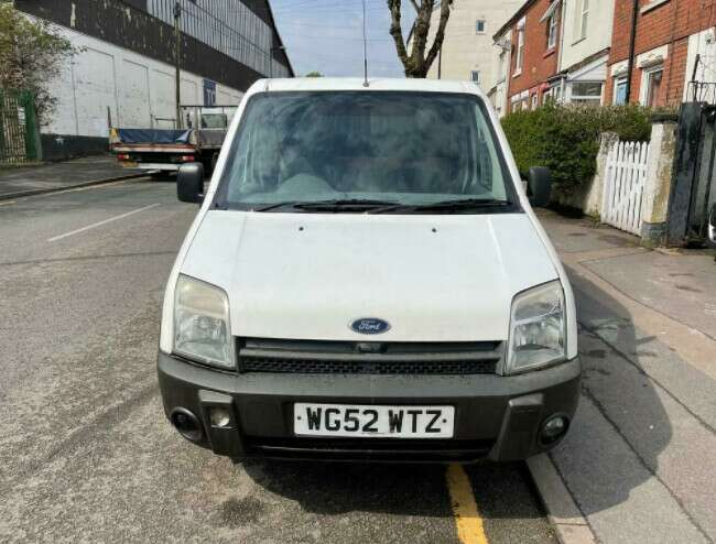 2003 Ford Transit Connect Van 1.8 Tdci Diesel. Economical Reliable Van.