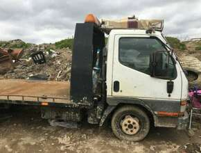 1999 Mitsubishi Canter Recovery Truck