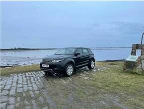 2017 Land Rover Range Rover Evoque Manual 5dr