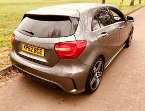 2012 Rare Mercedes-Benz A25O Sport Amg 7G Dct Blueefficiency