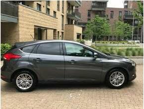 2018 Ford Focus 1.5 TDCi Zetec Edition (s/s), Diesel, ULEZ