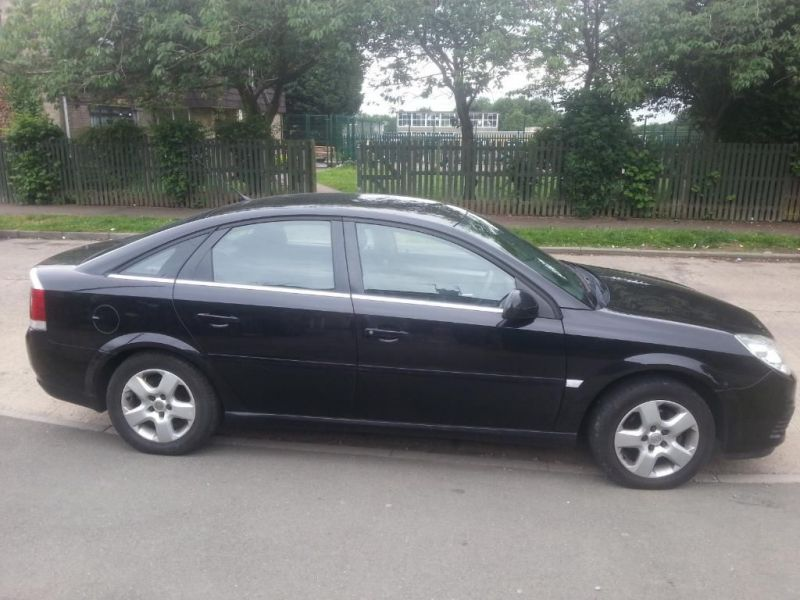 2007 Vectra 07 Plate 1.8 image 4