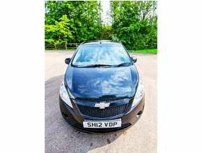 2012 Chevrolet Spark Plus - £30 Road Tax Mot 1 Year