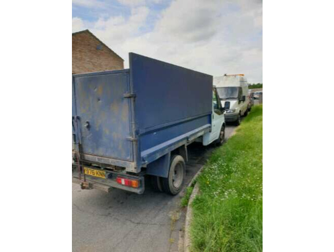 2001 Ford Transit Tipper for Sale
