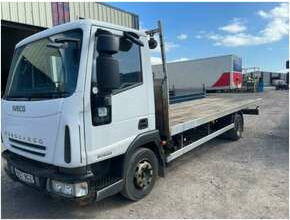 2007 Ford Iveco 7.5 Tonne EuroCargo
