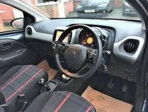 2016 Peugeot 108 Auto 1.0 5 Doors
