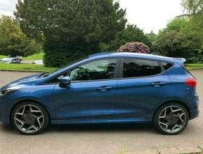 2020 Ford Fiesta ST3