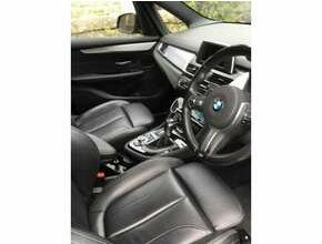 2015 BMW 220D XDrive M Sport Auto Gran Tourer 7 Seater Low Mileage