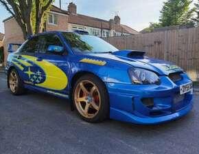 2005 Subaru Impreza Sti Saloon / Manual - 2000 Turbo 4 Doors