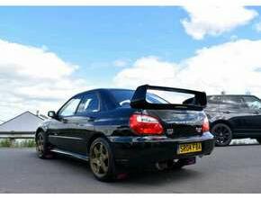 2004 Subaru Impreza Wrx Sti Ppp Px Swap