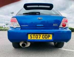 2007 Subaru Impreza WRX Low Millage, Long Mot