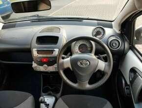 2014 Toyota Aygo Automatic 1.0 Petrol