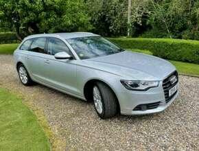 2014 Audi A6 Avant 3.0 TDI Quattro 320bhp