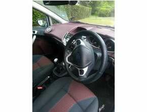 2012 Ford Fiesta Econetic Titanium - Low Emissions, Zero Road Tax