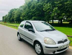 2001 Toyota Yaris Automatic - 12 Month Mot Ideal First Car