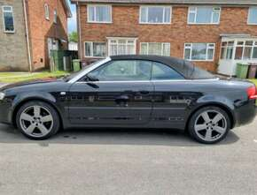 2006 Audi A4 2.0Tdi Sports Cabriolet not to Be Missed