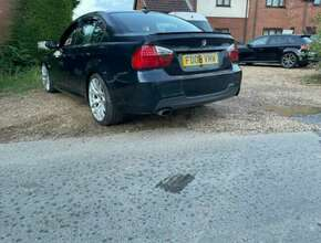 2008 BMW 320D M Sport E90