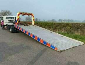 Isuzu NQR 190 4 X 2 Tilt & Slide Recovery Truck
