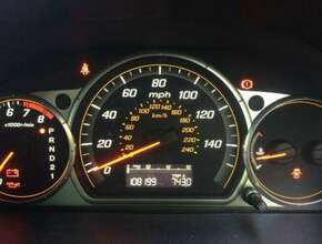 2005 Honda CR-V, Estate, 1998 (cc), 5 doors