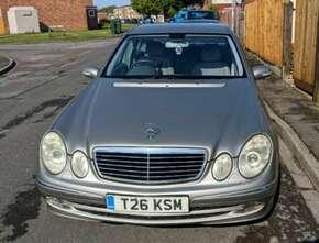 2004 Mercedes-Benz E Class 320 CDI