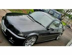 2002 BMW 330ci M-sport Auto