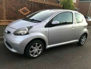 2006 Toyota Aygo 1.4 D-4D Diesel / £20 Road Tax for 12 Months