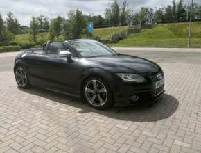 2008 Audi TTS Quattro 2.0TFSI