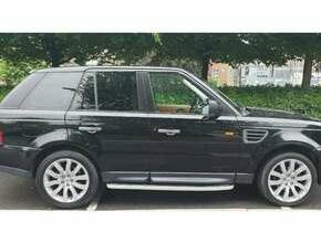 2009 Land Rover Range Rover Sport, Estate, 5 Doors