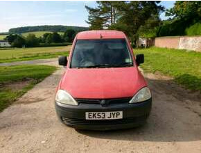 2003 Vauxhall Combo 1.7 DI Must Go Today