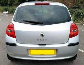 2008 Renault Clio 1.5 Dci