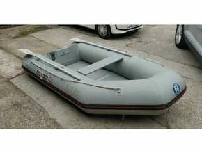 Silver Marina MS-81300 Inflatable Boat