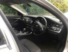 2012 BMW 530d, long MOT