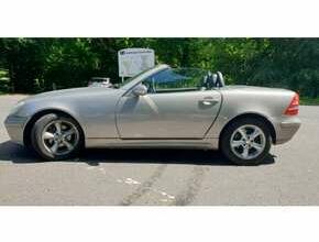 2003 Mercedes SLK 200