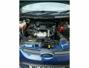 2009 Ford Fiesta 1.4 Tdci Style 5dr Hatchback