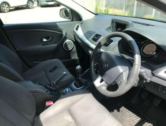 2011 Renault Megane, Hatchback, Manual, 1598 (cc), 5 Doors