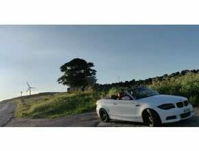 2010 BMW 118d E88 1 Series Convertible