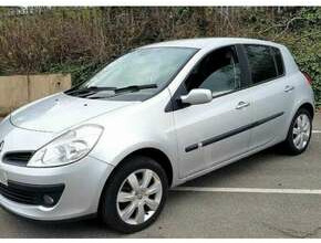 2009 Renault Clio 1.5 Dci £30 Tax Full Service History 5dr