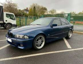 2000 BMW 528 M-Sport - Very Expensive Private Reg - Long Mot