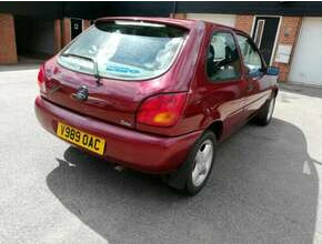 1999 Ford Fiesta 1.25 Zetec - 35,000 Miles from New