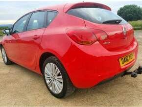 2011 Vauxhall Astra Excite 1398cc