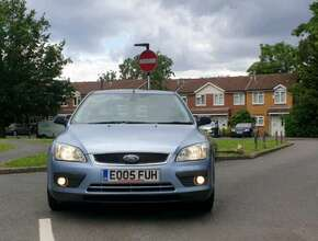 2005 Ford Focus Automatic 1.6 Petrol