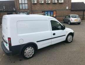 2008 Vauxhall Combo!! Long Mot !! Ex BT Van