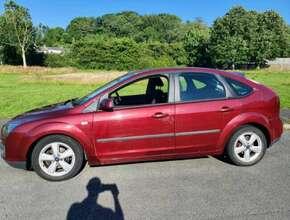 2005 Ford Focus 1.6 Petrol Mot January 22