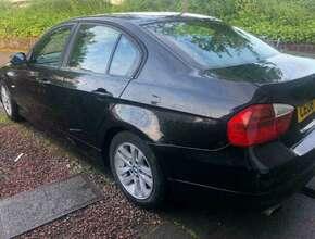 2008 BMW 381i MOT till 29/01/22