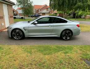 2016 BMW M4 - only 8K Miles from New
